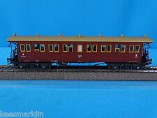 Marklin 4213 K. W. Sts. E. Historic Express Coach 3 kl. Brown Württemberg