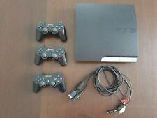 Playstation 3 Konsole CECH-2504B 320 GB mit 3 Controllern