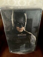 Hot Toys MMS455 Batman Justice League Ben Affleck 1/6 Figure(Normal Version) New