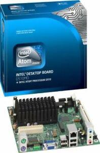 Intel Desktop Board D510M0 + Intel Atom  Processor D510