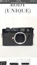LEICA M4-P BLACK ENAMEL CAMERA BODY (UNIQUE) 35mm Rangefinder Film Camera Body