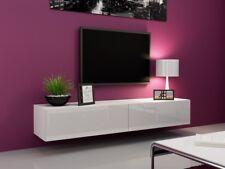 TV Board Rack Fernsehschrank Lowboard Hängeschrank Hochglanz Matt Hängend
