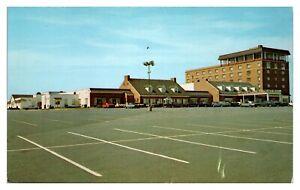 1960s Ross Ivy Stone Motor Hotel, Pennsauken, NJ Postcard *5F(3)2