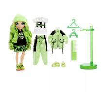 Rainbow High 79404255 Jade Hunter Green Fashion Doll with 2 Outfits