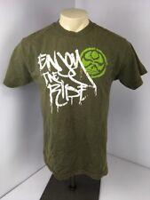 New listing Vtg Hawaiian Islands Creations HIC green surf logoed casual t-shirt SZ M