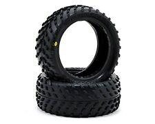 Schumacher SST Rally 24/25 yellow tyres & foam inserts U6627 x 2 & U6629 x 2