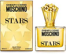 MOSCHINO CHEAP & CHIC STARS - EAU DE PARFUM 100ML.