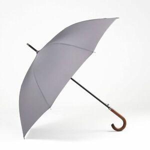 Long Umbrella 8K Japanese Brand Windproof Wooden Handle Large Men Umbrellas Rain