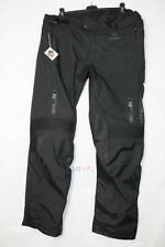 Trousers MTECH Tg.60 (MT194) Motorcycle Man Black Touring Travel City Urban