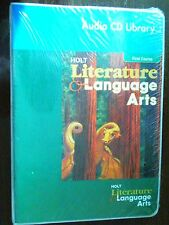 Holt Literature and Language Arts Audio CD Library First Coarse Grade 7