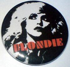 Blondie / Deborah Harry 25mm Pin Badge Blondie5