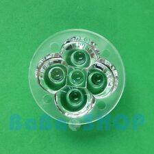 10pcs 60 degree PMMA Lens F 4W 5W High Power LED Lamp Light Spotlight Blub 43mm