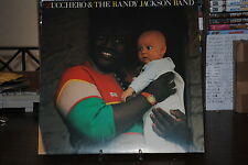 ZUCCHERO & THE RANDY JACKSON BAND  LP 33 GIRI