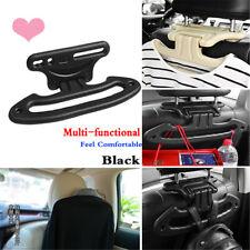 Facaily Car Coat Hanger Clothes Suits Jacket Holder Headrest Hanger Multifunctional Car Seat Hanger