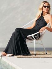 NEXT BLACK MAXI DRESS SIZE 12 IDEAL FOR HOLIDAYS BNWT