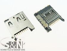 Samsung Galaxy S Advance GT- i9070 microSD Speicherkarten Leser Einschub