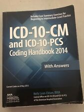 ICD-10-CM and ICD-10-PCS Coding Handbook 2014 with Answers