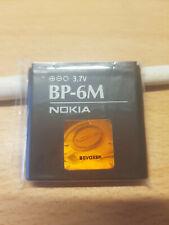 100% New Battery BP-6M For Nokia N73 N77 3250 6233 6234 N93 6288