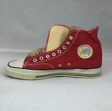 Vintage New Balance Pride Hi-Tops Red Size 13