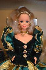 Mattel Evergreen Princess Barbie Doll Winter Collection MIB NRFB #12123 1994 s