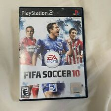 FIFA Soccer 10 PlayStation 2 Ps2 Game Rare 2010