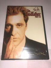 The Godfather Part Iii (Dvd, 2008, The Coppola Restoration) New