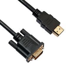 1080p VGA a HDMI + USB audio cavo convertitore cavo computer portatile dvd HD tv