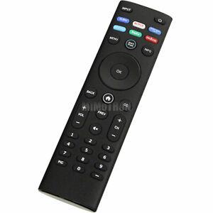 Generic Vizio XRT140 4K UHD Smart TV Remote Control with App Shortcuts