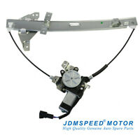 Front Driver Side Power Window Regulator W/Motor For 2000-2005 Chevrolet Impala