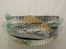 "Lot of 4 Browne (80126430) 10"" Fluted Quiche Pan"