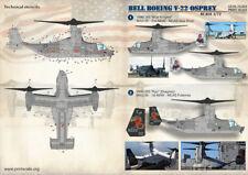 Print Scale 1/72 Bell-Boeing V-22 Osprey # 72204