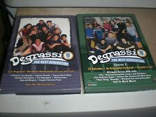 DEGRASSI THE NEXT GENERATION SEASON 1&2 DVD