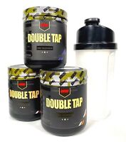 Redcon1 Double Tap Fat Burner Powder + FREE SHAKER (40 Servings ) ALL FLAVORS