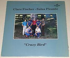 "CLARE FISCHER SALSA PICANTE LP JAZZ LATIN YAMAHA PF-15 GS-1 FX-20 12"" blue note"