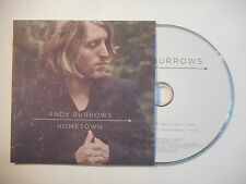 ANDY BURROWS : HOMETOWN ( RADIO EDIT / INSTRUMENTAL ) ♦ CD SINGLE PORT GRATUIT ♦