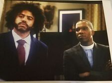 Leslie Odom Jr. Daveed Diggs Signed 8x10 Photo Hamilton Law And Order SVU RARE
