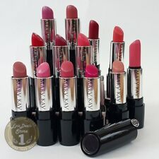 Mary Kay Gel Semi-Shine Lipstick Gel-Lipstick With Silk Gloss. ALL SHADES! NEW!