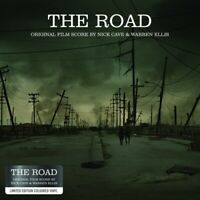 THE ROAD (LIMITED COLOURED VINYL) - OST/CAVE,NICK & ELLIS,WARREN   VINYL LP NEW!