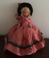 Gorgeous Vintage Bisque Nancy Ann Doll