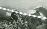 Dreitorspitze - Nordostgipfel - Garmisch-Partenkirchen - um 1925         V 13-25