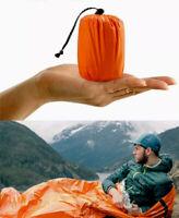Sleeping Bag Emergency Water Proof Survival Outdoor Thermal