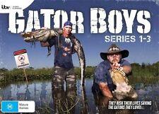 Gator Boys : COMPLETE COLLECTION Series - Season 1 2 3 : NEW DVD