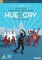 Hue And Cry (Ealing) *Digitally Restored [DVD] [1947][Region 2]