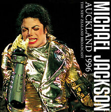 MICHAEL JACKSON 2018 UNRELEASED 1996 NEW ZEALAND LIVE CONCERT 2 VINYL RECORD SET