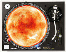 SUN - DJ SLIPMAT 1200's or any turntable, record player