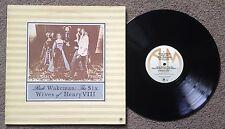 RICK WAKEMAN - THE SIX WIVES OF HENRY VIII - U.S. A&M LABEL PROG ROCK LP - 1973