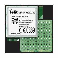 Telit GE864-QUAD V2 GSM/GPRS Embedded Wireless Module OMA0046S