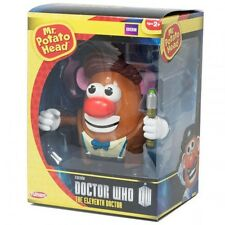 "DOCTOR WHO - 11th Doctor 6"" PopTaters Mr Potato Head Figurine (PPW Toys) #NEW"