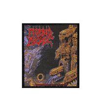 Parche bordado, borded patch, rock , metal - Morbid Angel