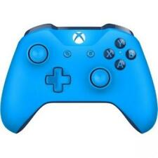 Xbox Wireless Controller Blue  -  Wireless - Bluetooth - Xbox One - PC - Solid B